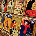 Posters In Paris by Dany Lison