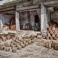 Pot Sellers by John Hoey