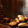 Potatoes by Olivier Le Queinec
