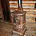 Potbelly Stove by Marty Koch