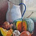 Potential Pumpkin Soup by Lynda Robinson