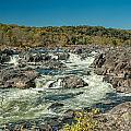 Potomac Falls by Sara Hudock