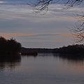 Potomac River At Whites Ferry by Marc Mesa