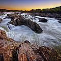 Potomac Rush by Neil Shapiro