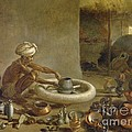 Potter In India, 1790s by British Library