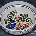 Pottery - Flower Pot by Felicia Tica