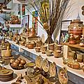 Pottery In La Borne by Oleg Koryagin