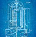 Poulsen Magnetic Tape Recorder Patent Art 1900 Blueprint by Ian Monk