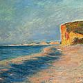 Pourville Near Dieppe by Claude Monet