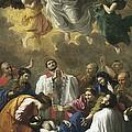 Poussin, Nicolas 1594-1665. Saint by Everett