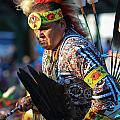 Pow Wow 14 by Keith R Crowley
