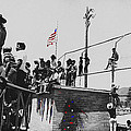 Pow Wow Days July 4th Rodeo Navajos Flagstaff Arizona 1969-2009  by David Lee Guss