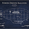 Power Driven Balloon Patent by Aged Pixel