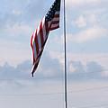 Power Flag by Joseph Baril
