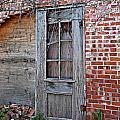Power House Door by Debbie Duggar