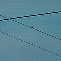 Power Lines 03 by Ronda Stephens