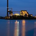 Power Plant by Adam Romanowicz