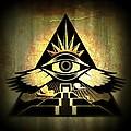 Power Pyramid by Milton Thompson