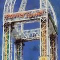Power Tower Cedar Point by Dan Sproul