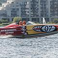 Powerboat 3 by Steve Purnell