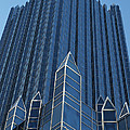 Ppg Place Pittsburgh by Andrea Rea