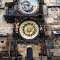 Prague Astronomical Clock by Tom Conway