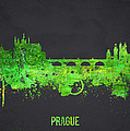 Prague Czech Republic by Aged Pixel