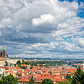 Prague Czech Republic by Matthias Hauser