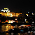 Prague National Theater by Syed Aqueel