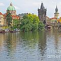 Prague Reflected by Ann Horn