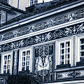Prague Sgraffito by Joan Carroll
