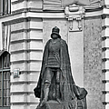 Prague - The Iron Man From A Long Time Ago And A Country Far Far Away by Christine Till
