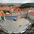 Prague - View From Castle Tower - 08 by Gregory Dyer