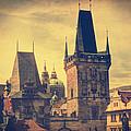 Praha by Taylan Apukovska
