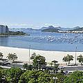 Botafogo Beach by Jose Luiz Mendes