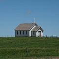 Prairie Church by Scott Sanders