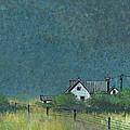 Prairie Homestead by John Wyckoff
