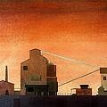 Prairie Industry by William Renzulli