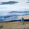Prairie Storm Is Brewing by Bertha Frankoski