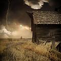 Prairie Storm by Mountain Dreams