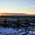 Prairie Sunrise by Jon Burch Photography