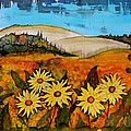 Prairie Wildflowers by Carolyn Doe