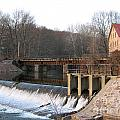 Prallsville Mill by Christopher Plummer