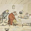 Pray Miss Mouse Will You Give Us Some Beer by Randolph Caldecott