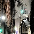 Prayer At 42nd Street by Tina Mancusi