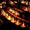 Prayer Candles  by Matt Swinden