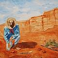 Prayer For Earth Mother by Ellen Levinson