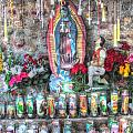 Prayers To Our Lady Of Guadalupe by Lanita Williams