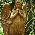 Praying Angel by William Hallett