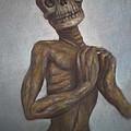Praying Cadaver by Paez  ANTONIO